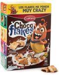 Cereales Rellenos de Leche