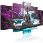 Cuadro Buda Amazon