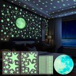 Estrellas Adhesivas Fluorescentes