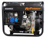 Generador Diesel Leroy Merlin