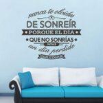 Vinilos con Frases en Español