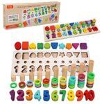 Juguetes Montessori Ikea