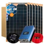 Kit Solar Autoconsumo Leroy Merlin
