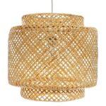 Lampara Bambu Ikea
