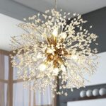 Lampara Cristal Ikea