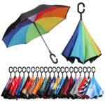Paraguas Que Se Abre Al Reves