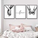 Pinturas para Dormitorios de Matrimonio