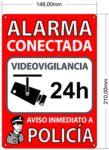 Placa Securitas Direct Amazon