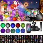 Proyector Luces Navidad Leroy Merlin
