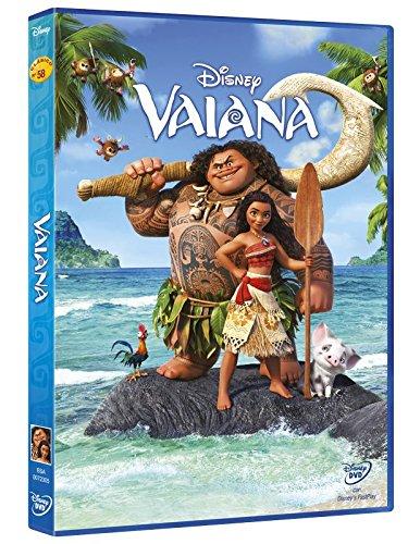 Vaiana en Dvd