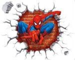 Vinilos de Spiderman