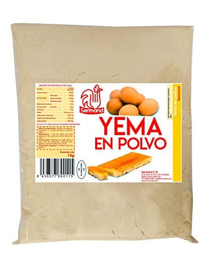 Yema Pasteurizada