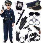 Disfraz Policia Niño Amazon